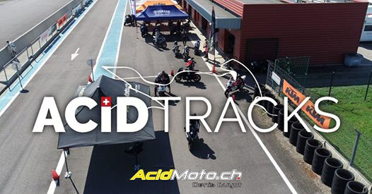 AcidTracks 2019 - Organisation de sorties pistes