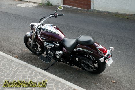 Yamaha VXS950A Midnight Star