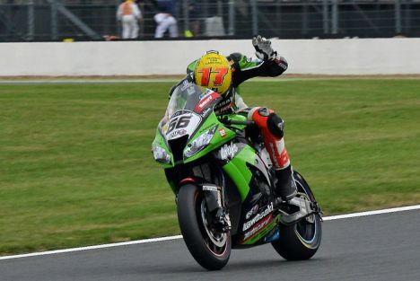 Interview de Tom Sykes, vice-champion 2012 du World Superbike