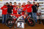 Marc Márquez conclu l'année en s'imposant au Superprestigio DTX !