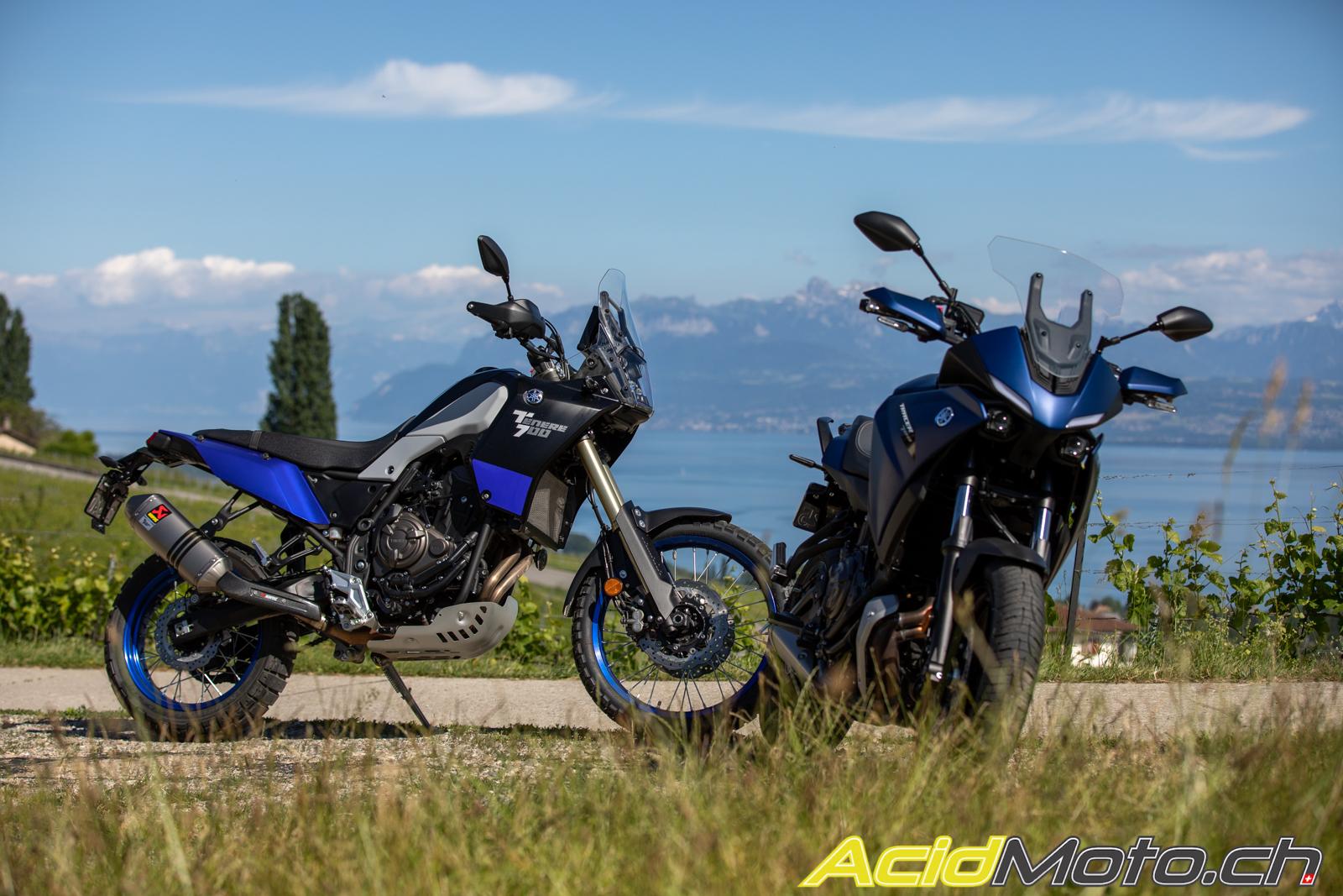 Yamaha Tracer 700 vs Ténéré 700  Tenere_tracer_700-5417